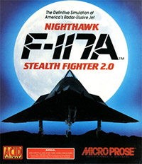 Okładka F-117A Nighthawk Stealth Fighter 2.0 (PC)