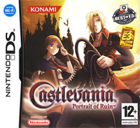 Game Box for Castlevania: Portrait of Ruin (NDS)