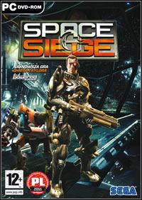 Okładka Space Siege (PC)