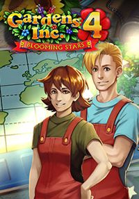 Game Box for Gardens Inc. 4: Blooming Stars (PC)