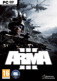 Okładka Arma III (PC)