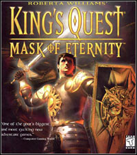 Okładka King's Quest VIII: Mask Of Eternity (PC)