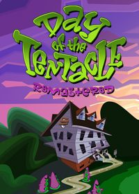 Game Day of the Tentacle: Remastered (PC) cover