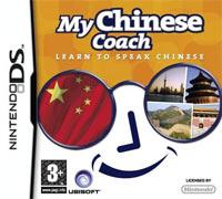 Okładka My Chinese Coach (NDS)