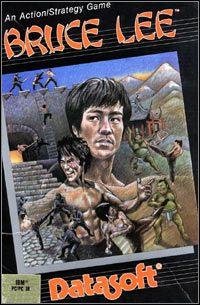 Okładka Bruce Lee (PC)