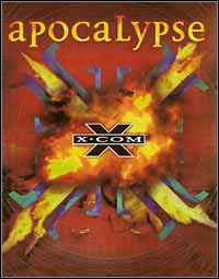 Game Box for X-COM: Apocalypse (PC)