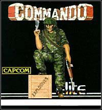 Okładka Commando (PC)