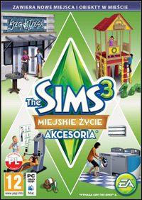 Okładka The Sims 3: Town Life Stuff (PC)