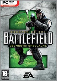Okładka Battlefield 2: Special Forces (PC)