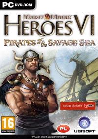 Okładka Might & Magic: Heroes VI - Pirates of the Savage Sea (PC)