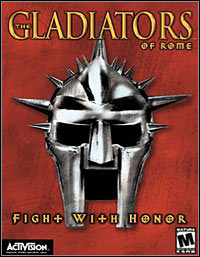 Game Box for Gladiators of Rome (PC)