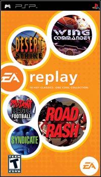 Okładka EA Replay (PSP)