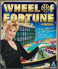 Okładka Wheel of Fortune (PC)