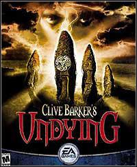 Okładka Clive Barker's Undying (PC)