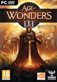 Game Box for Age of Wonders III (PC)