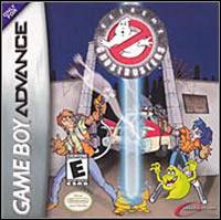 Okładka Extreme Ghostbusters: Code Ecto-1 (GBA)
