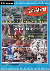 Game Box for Volleyball .04 Ateny (PC)