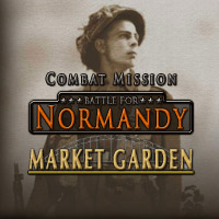 Okładka Combat Mission: Battle for Normandy – Market Garden (PC)