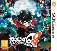 Game Box for Persona Q2: New Cinema Labyrinth (3DS)