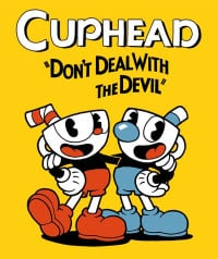 Game Cuphead (PC) cover