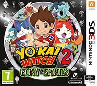 Okładka Yo-kai Watch 2: Bony Spirits (3DS)
