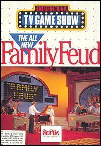 Okładka The All New Family Feud (PC)