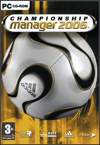 Okładka Championship Manager 2006 (PC)