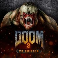 Game Box for Doom 3: VR Edition (PS4)