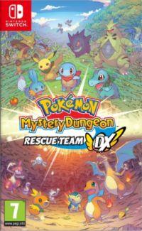 Okładka Pokemon Mystery Dungeon: Rescue Team DX (Switch)