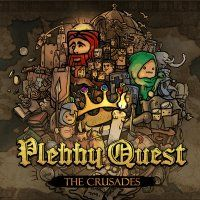 Okładka Plebby Quest: The Crusades (PC)