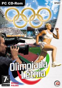 Okładka Olimpiada Letnia (PC)