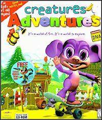Okładka Creatures Adventures (PC)