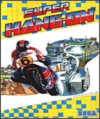 Okładka Super Hang-On (PC)