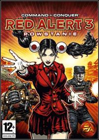 Okładka Command & Conquer: Red Alert 3 - Uprising (PC)