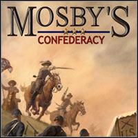 Okładka Mosby's Confederacy (PC)