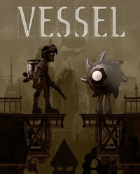Game Vessel (X360) cover
