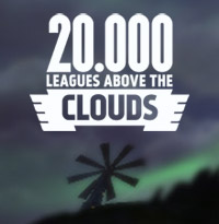 Okładka 20,000 Leagues Above the Clouds (PC)