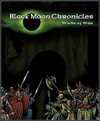 Okładka Black Moon Chronicles: Winds of War (PC)