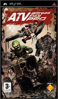 Okładka ATV Offroad Fury Pro (PSP)