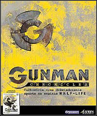 Okładka Gunman Chronicles (PC)