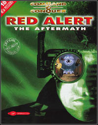 Game Box for Command & Conquer: Red Alert - The Aftermath (PC)