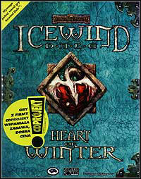 Okładka Icewind Dale: Heart of Winter (PC)