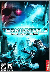 Okładka Terminator 3: War of the Machines (PC)