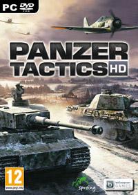 Okładka Panzer Tactics HD (PC)