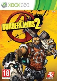 Game Borderlands 2 (PC) cover