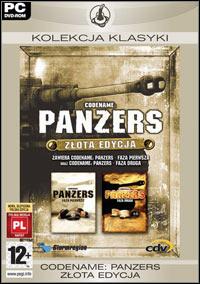 Okładka Codename: Panzers - Zlota Edycja (PC)