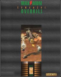 Okładka Comanche: Maximum Overkill (PC)