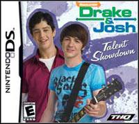 Okładka Drake & Josh: Talent Showdown (NDS)