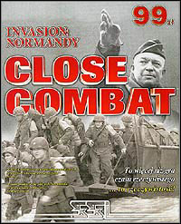 Game Box for Close Combat V: Invasion Normandy (PC)