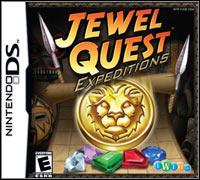 Okładka Jewel Quest: Expeditions (NDS)